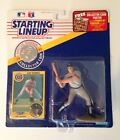 1991 Starting Lineup Alan Trammell Figure W/ Coin and Card. Tigers!