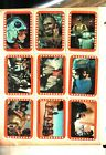 1977 Topps Star Wars Trading Cards Series 5 Set Sticker # 45 to 55 VG TO EX