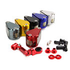 6 Colors CNC Brake Master Cylinder Fluid Reservoir Tank Oil Cup Motorcycle Honda
