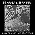 Nuclear Winter - Pain Slavery and Desertion cd Asgard Musik