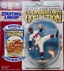 Starting Lineup 1995 Satchel Paige figure w/ Card Cooperstown Collection sl-17