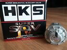 NEW HKS BOV  SQV IV Blow Off Valve (SILVER) Ships From USA Fast Shipping