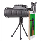 Outdoor DayNight Vision 40X60 HD Optical Monocular Hunting Telescope +Tripod