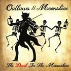 OUTLAWS & MOONSHINE - DEVIL IN THE MOONSHINE USED - VERY GOOD CD