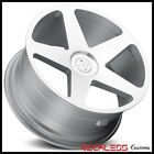 BLAQUE DIAMOND 20 BD15 SILVER CONCAVE WHEEL RIM FITS D2 AUDI A8