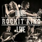 The Rockit King - Double L!ve [New CD]