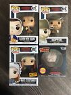 Stranger Things Funko Pop Dorbz (Lot of4)Chase & Hot Topic Exclusive Max Eleven