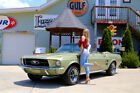 1967 Ford Mustang 1967 Ford Mustang Convertible 289 Automatic Power Disc Brakes 8 Rear End
