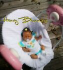 REBORN BABY GIRL SAWYER BY EMILY JAMESON ETHNIC BIRACIAL AA SOLD OUT EDITION