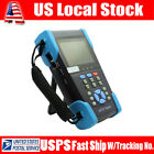 35 TFT LCD Monitor CCTV Tester PTZ Camera Audio Signal Tester For CCTV Camera