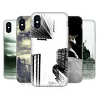 OFFICIAL HAROULITA BLACK WHITE 2 SOFT GEL CASE FOR APPLE iPHONE PHONES