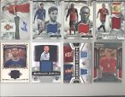 Euro World Cup MLS soccer 96 card lot autograph jersey prizm serial # refractor