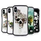 OFFICIAL RIZA PEKER SKULLS 8 HYBRID CASE FOR APPLE iPHONES PHONES