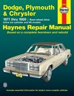 Repair Manual Haynes 30050