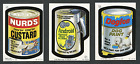 1982 1985 Topps Irish Wacky Packages Alternate Variations Lot 03 Great Shape