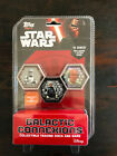 Star Wars Topps Galactic Connexions Discs Series 1 Unopened Starter Pack - New