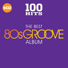 Various Artists 100 Hits The Best 80S Groove Album New CD Boxed Set UK I