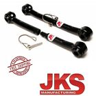 JKS Front Quick Sway Bar Disconnect Set fits 25 6 Lift 87 95 Jeep Wrangler YJ