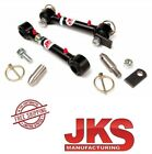 JKS Front Quicker Sway Bar Disconnects fits 0 6 Lift 76 95 Jeep CJ YJ