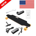 NEW 25km h Wireless Electric Powered Skateboard Longboard + Remote Control 250W