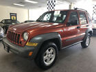 2005 Jeep Liberty  sport free shipping warranty clean 4x4 v6 off road cheap rare color finance