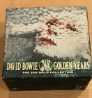 DAVID BOWIE Golden Years 24K Gold Collection 8 Au20 CD Box Set Ryko
