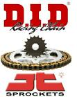 Hyosung RT125 Karion 03-10 DID & JT Chain And Sprocket Kit
