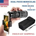 New Day Night Vision 16X52 HD Optical Monocular Hunting Camping Hiking Telescope