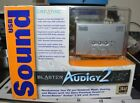 Creative Sound Blaster Audigy 2 NX SB0300 USB 24 bit Sound Card Complete In Box