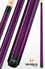 NEW Valhalla by Viking VA107 Purple Pool Cue Stick 21 oz LIFETIME WARRANTY