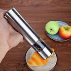 Electric Salt Pepper Grinder Automatic Mill Shaker Stainless Steel Cooking Tool