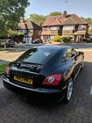 Black 53 PLATE CHRYSLER CROSSFIRE 32 V6 COUPE AUTOMATIC WITH MOT