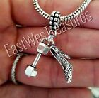 Sexy strong Boss lady Boss girl charm pendant for Bracelet necklace European