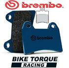 Beta 50 ARK  1999> Brembo Carbon Ceramic Front Brake Pads