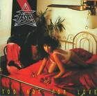 FISC - TOO HOT FOR LOVE (1987) CD Jewel Case French Hard Rock+FREE GIFT