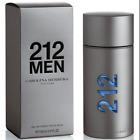 Carolina Herrera 212 VIP MEN EDT 100ml 3.4oz Eau de Toilett