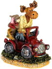 """Boyd's Bear~""""Gerald W/Harrington…Seeing the World""""~Moose Troop Collection ~ 1-E"""