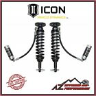 ICON Front Remote Reservoir Coil Over Shock Kit w/ CDCV 2014 Ford F150 2WD
