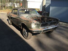 1968 Ford Mustang 1968 FORD MUSTANG CONVERTIBLE SHELBY COBRA BOSS MACH 1 GT