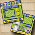 Mothers Day premade scrapbook pages mom layout printed paper piecing digiscrap