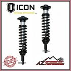 ICON Vehicle Dynamics Front Coil Over Shock Kit 2009-2013 Ford F150 2WD