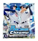 1 - NEW UNOPENED FACTORY SEALED 2017 BOWMAN CHROME BASEBALL HOBBY BOX (Acuna!!!)