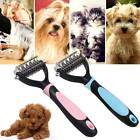 Stainless Pet Supplies Dogs Grooming Dematting Tools Massage Combs Brush