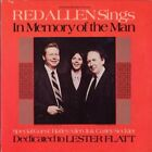 Red Allen - In Memory Of The Man: Dedicated To Lester Flatt CD Fowy NEU
