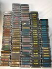 Vintage Atari 2600 128-Cartridge Lot PERFECT FOR A GAME STORE