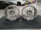 Set of Rear FEO Lamborghini Gallardo Cordelia Alloy Wheels Polished OEM