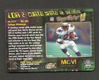 CURTIS MARTIN insert 1997 MOTIONVISION LDR LTD DIGITAL REPLAY #LDR2 MINT PATS