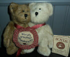BOYDS BEARS THINKIN' OF YA SERIES Gramps and Grams World's Greatest Grandparents