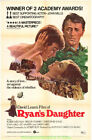RYANS DAUGHTER MOVIE POSTER Folded Style C 27x41 ROBERT MITCHUM David Lean Film
