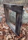AUTHENTIC WOODEN BARN BOARD WINDOW SALVAGE BARN BOARD PRIMITIVE PICTURE FRAME